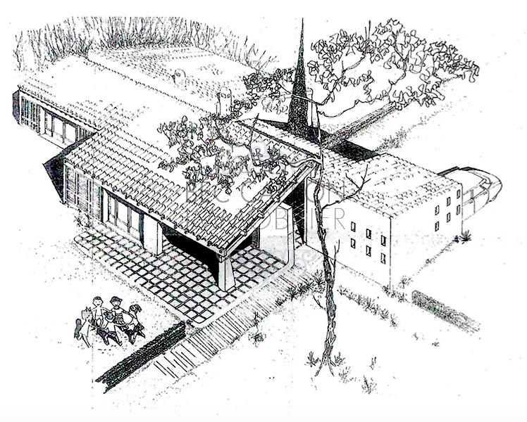 Projet construit années 60
