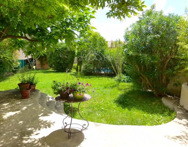 Jardin végétalisé sans vis à vis.